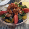 Cajun Chicken Tender Salad