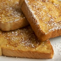 2 Slices French Toast