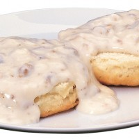 3 Biscuits & Gravy