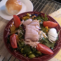 Charbroiled Turkey or Chicken Breast Salad